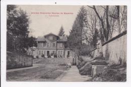 CP 54 MAXEVILLE Grandes Brasseries Reunies  Laboratoire - Maxeville
