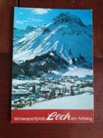 Lech Am Arlberg - Vue Aérienne - Lech