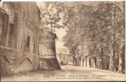 Louvain - Leuven - Jardin Des Arbalétriers. On Y Remarque Des Anciens Remparts Et Tours Du 12 ème Siècle. - Leuven