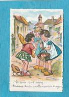 Illustrateur : Germaine Bouret. - Et Puis Vous Savez ... Madame Michu, Quelle Mauvaise Langue. - Bouret, Germaine