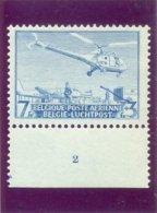 Nr. PA25 Postgaaf ** MNH Zeer Mooi Plaatnr. 2 - Luftpost
