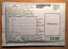 IRELAND 1989 Postal Stationery: Cassette Post MINT/UNUSED - Interi Postali
