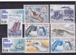 LOT DE TIMBRES DE TERRE AUSTRALES ET ANTARTIQUES FRANCAISES SANS CHAR/ ** - Tierras Australes Y Antárticas Francesas (TAAF)
