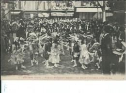 """TARN : Mazamet, """"Fete Du Monument Barbey"""", Les Enfants Travestis Pour Le Bal - Mazamet"""