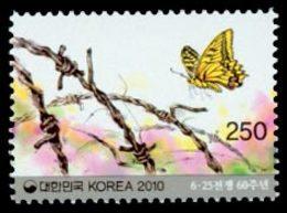 COREE DU SUD 60ans De La Guerre De Corée 1v Neuf ** MNH - Corée Du Sud
