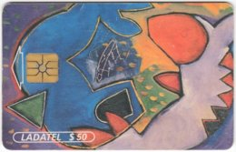 MEXICO B-064 Chip Telmex - Signs Of Zodiac, Pisces - Used - Mexico