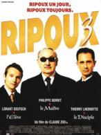 AFFICHE DE CINEMA LES RIPOUX 3 - Afiches
