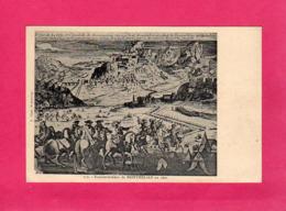 73 Savoie, Bombardement De Montmélian En 1691, D'après Gravure, Animée,1915 - Montmelian