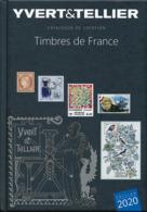 Catalogue De Cotation Timbres De France 2020 Yvert Et Tellier. - Cataloghi
