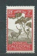 NOUVELLE-CALEDONIE TIMBRE-TAXE  N° 37  * TB - Portomarken