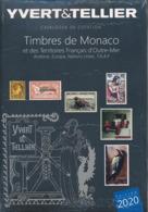 Catalogue Tome 1 Bis 2020 Des Timbres De Monaco Et Des Tom, Yvert Et Tellier - Otros