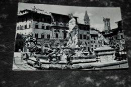 6930        FIRENZE, PIAZZA SIGNORIA, FONTANA DEL NETTUNO - Firenze