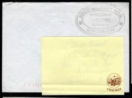 UNESCOM - Postmark Collection