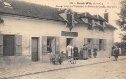 95-SAINT-WITZ- ANCIEN RELAI DES EQUIPAGES DU PRINCE DE CONDE 1643,1715 - Saint-Witz