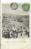 MALI - Départ Du Train  Du Gouverneur Général De La Garede KITA (voyagée) - Mali