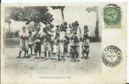 MALI - KITA  La Fanfare Des Pères Blancs (voyagée) - Mali