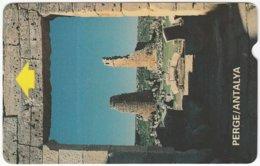 TURKEY B-801 Magnetic Telekom - Culture, Ruins - Used - Türkei
