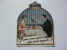 VIEUX PAPIERS - PUBLICITE : TRICOLATOR FILTRE - Publicités