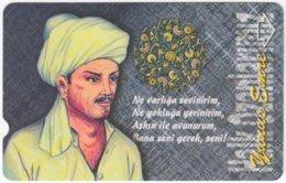 TURKEY B-935 Magnetic Telekom - Painting, Traditional People - Used - Türkei