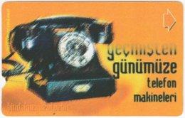 TURKEY B-940 Magnetic Telekom - Communication, Historic Telephone - Used - Türkei