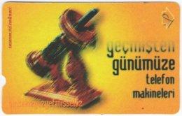 TURKEY B-950 Magnetic Telekom - Communication, Historic Telephone - Used - Türkei