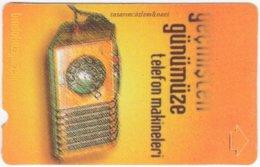 TURKEY B-954 Magnetic Telekom - Communication, Historic Telephone - Used - Türkei