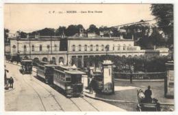 76 - ROUEN - Gare Rive Droite - CV 355 - Tramway - Rouen