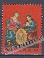 Czech Republic - Tcheque 2000 Yvert 263 Christmas - MNH - Ungebraucht