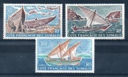 SOMALIS - YT PA N° 38 à 40 - Neufs ** - MNH - Cote: 32,00 € - Côte Française Des Somalis (1894-1967)