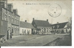 Ardres- Rue Saint-Quentin - Ardres