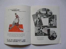 VIEUX PAPIERS - PUBLICITE : Aspirateur THOMSON - Publicités