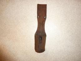 Porte Fourreau  Mauser 84/98, Koppelschuh Bayonet Frog - Armes Blanches