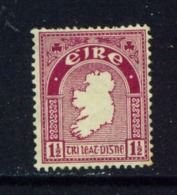 IRELAND  -  1922-23 Irish Free State First Definitives 11/2d Mounted/Hinged Mint - 1922-37 Stato Libero D'Irlanda