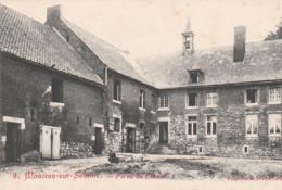 Monceau-sur-Sambre.  Ferme Du Chenois.  Scan - België