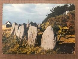 SAINT PIERRE QUIBERON Monuments Mégalithiques Le Cromlech - Quiberon