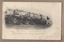 CPA 04 - BEAUVEZER - Très Jolie Vue Générale Du Village ( Pas Dans Libellé ) - Cliché J. Manuel + TB Oblitération 1903 - Autres Communes