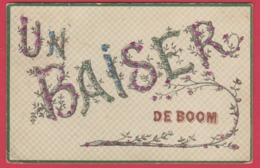 Boom - Un Baisier.... - Mooie Verbeelding - 1906 ( Verso Zien ) - Boom