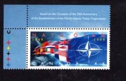 839260693 1999 SCOTT 1809 POSTFRIS MINT NEVER HINGED EINWANDFREI (XX) NATO 50TH ANNIV - 1952-.... Elizabeth II
