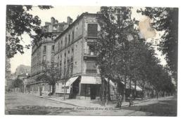92 -  Billancourt,1517, Boulevard Jean Jaurès Et Rue De Clamart - Boulogne Billancourt