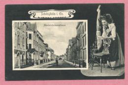 67 - SCHILTIGHEIM - Mundolsheimerstrasse - Fantaisie - Alsacienne - Rouet - Schiltigheim