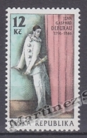 Czech Republic - Tcheque 1996 Yvert 113 Tribute MIme Artist Jean Gaspard Deburau  -  MNH - Nuevos
