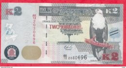 Zambie 2 Kwacha 2015 Dans L 'état N °53 - Zambia