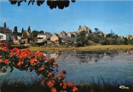 SAINT JULIEN DE VOUVANTES     VUE D ENSEMBLE DU BOURG - Saint Julien De Vouvantes