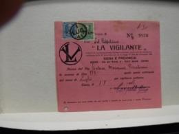 SIENA     ---  POLIZIA  PRIVATA -- VIGILANZA  - GUARDIE GIURATE - Italia