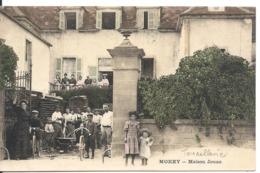 MOREY. MAISON JOUAN. TONNELLERIE - Autres Communes