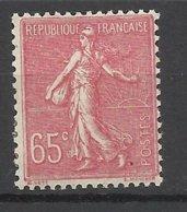 France N° 201   Semeuse Lignée 65c Rose   Neuf * * TB  = MNH  VF   Soldé  à  Moins De 15 % ! ! ! - Francia