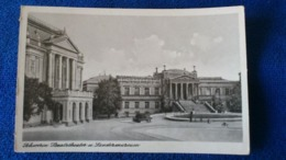 Schwerin Staatstheater U. Landesmuseum Germany - Schwerin