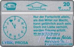 AUSTRIA Private: *Lyrik, Prosa* - SAMPLE [ANK P16] - Austria