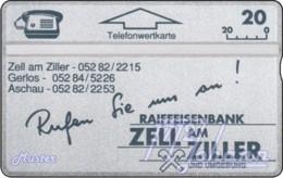 AUSTRIA Private: *Zell Am Ziller* - SAMPLE [ANK P24] - Autriche