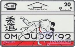 AUSTRIA Private: *Judo OM* - SAMPLE [ANK P44] - Autriche